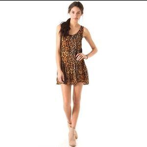 Minkpink leopard print dress